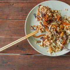 Salteado chino de verduras
