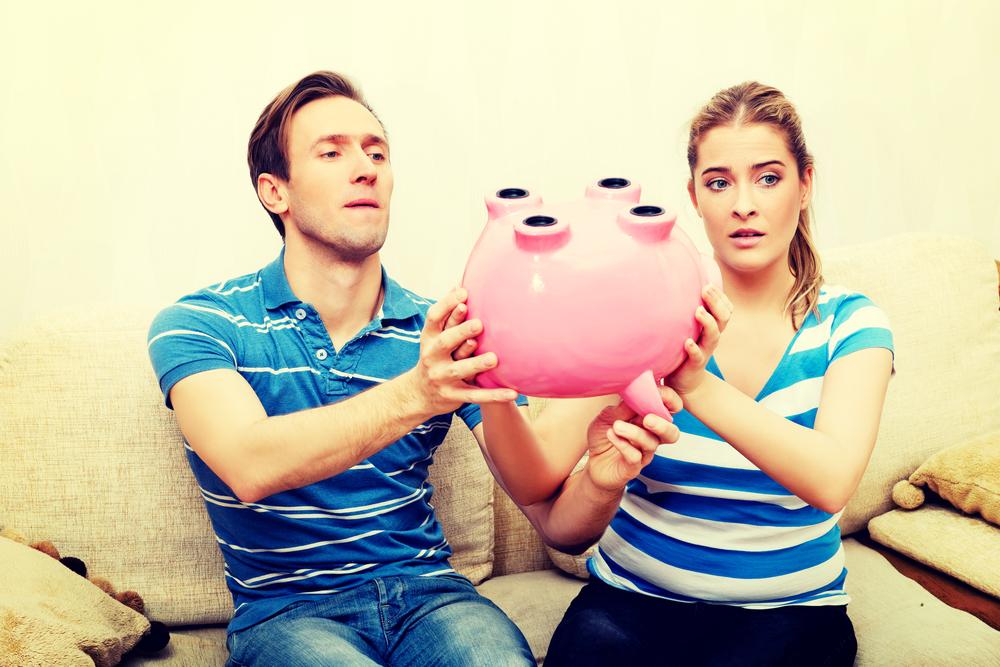 Irse a vivir juntos: dividir los gastos